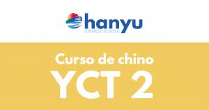 YCT 2 Curso de chino